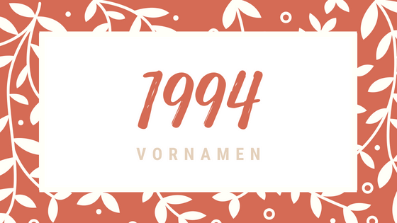 1994 Vornamen