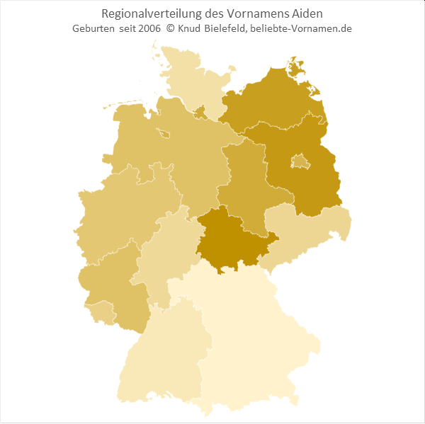 Aiden Bundesländer