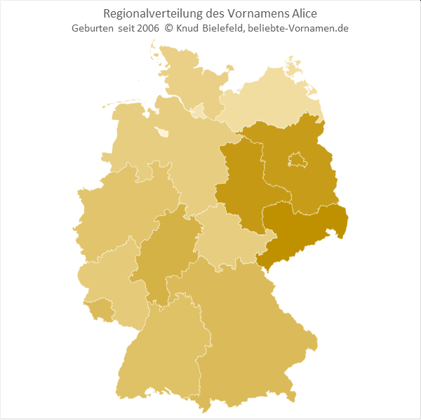 Alice Bundesländer