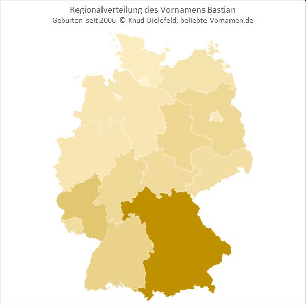Bastian Bundesländer