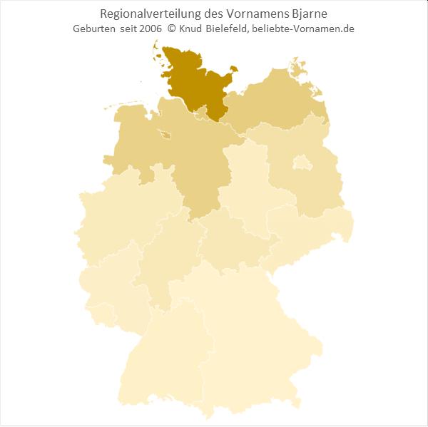 Bjarne Bundesländer