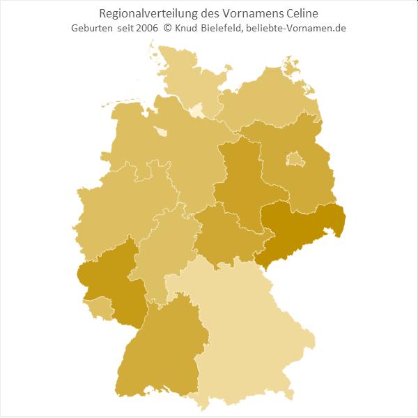 Celine Bundesländer