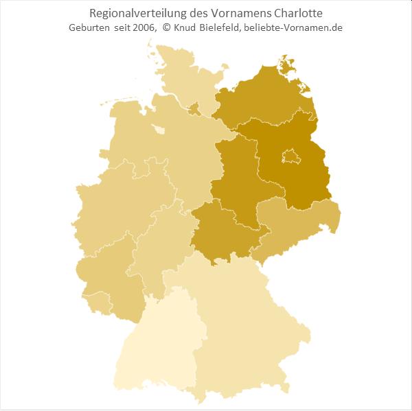 Charlotte Bundesländer