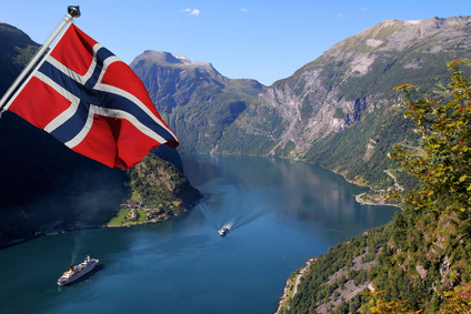 Geirangerfjord in Norwegen © MyWorld - Fotolia.com
