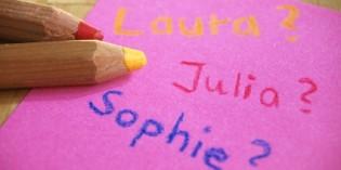 Tipps zur Namensfindung