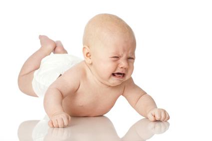 Weinendes Baby © DoraZett - Fotolia.com