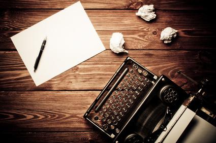 Schreibmaschine © Bartlomiej Zyczynski - Fotolia.com