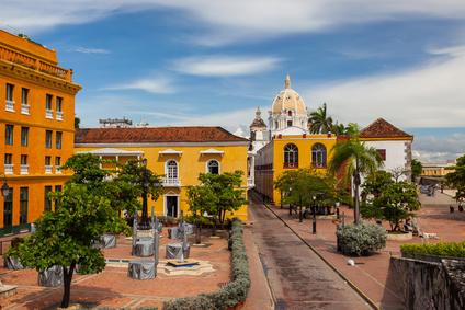 Cartagena, Kolumbien © sorincolac - fotolia.com