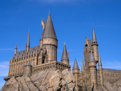 The Wizarding World of Harry Potter in Universal Studio japan un © jeafish - Fotolia