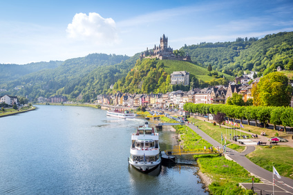 Cochem an der Mosel © mh90photo - fotolia.com
