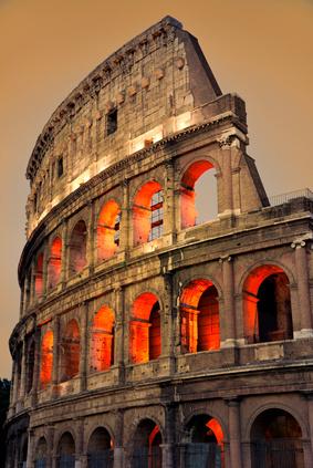 Colosseum © TimeHacker - Fotolia.com