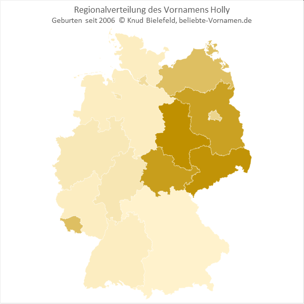 Holly Bundesländer