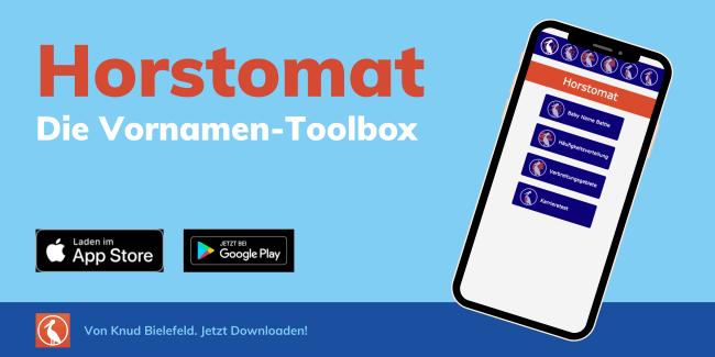 Horstomat – die Vornamen-Toolbox