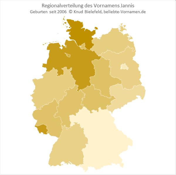 Jannis Bundesländer
