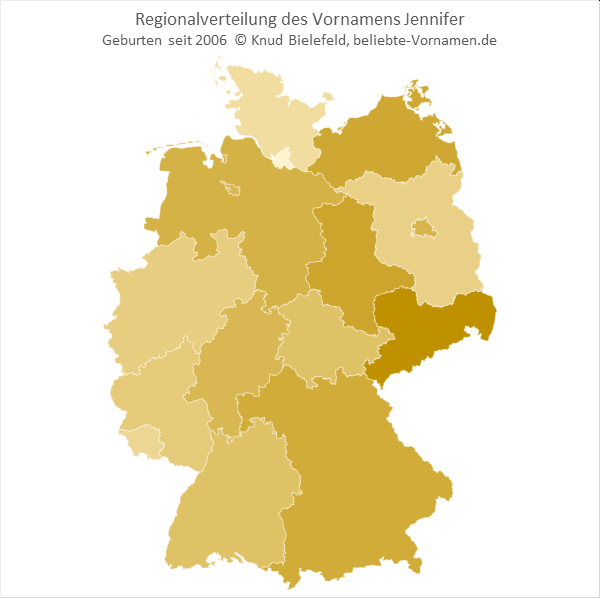 Jennifer Bundesländer