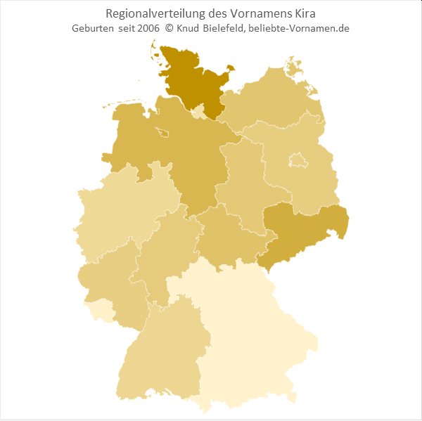 Kira Bundesländer
