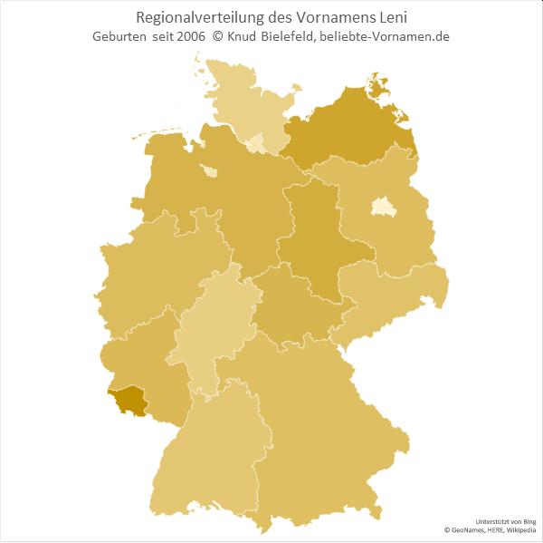Leni Bundesländer