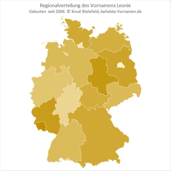 Leonie Bundesländer