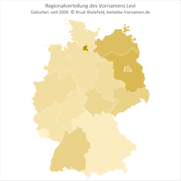 Levi Bundesländer