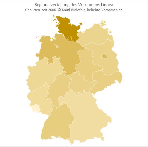 Linnea Bundesländer
