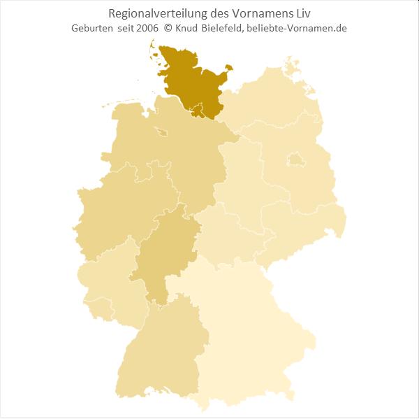 Liv Bundesländer