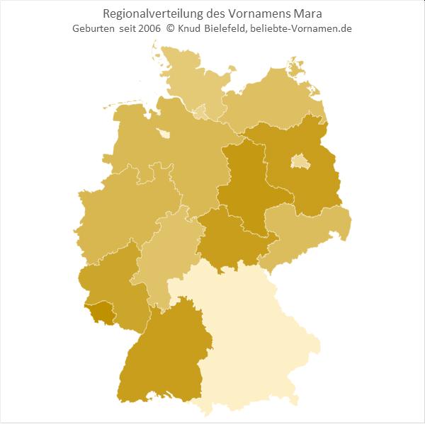 Mara Bundesländer