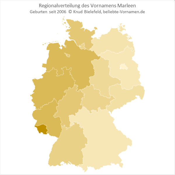 Marleen Bundesländer