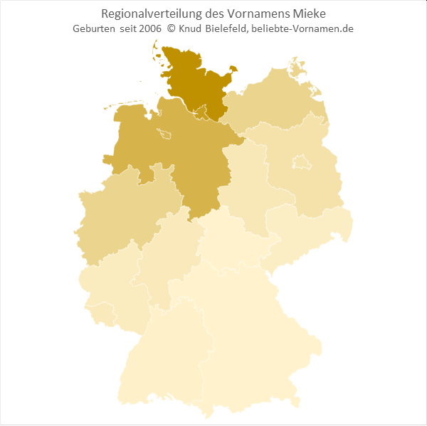 Mieke Bundesländer