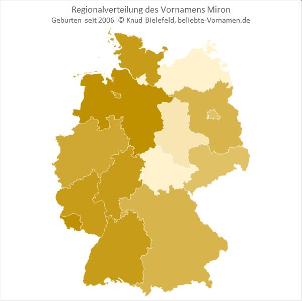 Miron Bundesländer