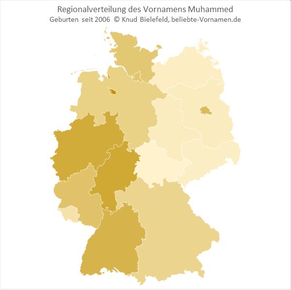 Muhammed Bundesländer