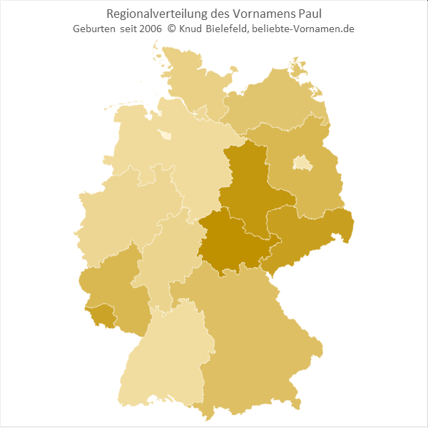 Paul Bundesländer