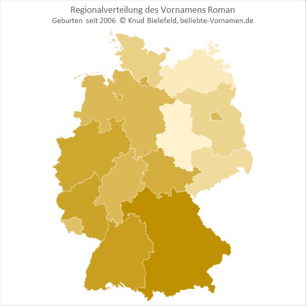 Roman Bundesländer