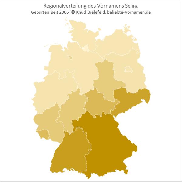Selina Bundesländer
