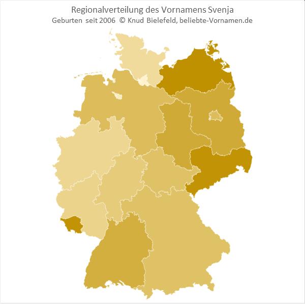 Svenja Bundesländer