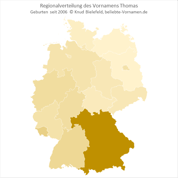 Thomas Bundesländer