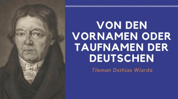 Tileman Dothias Wiarda