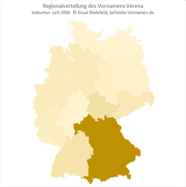 Verena Bundesländer
