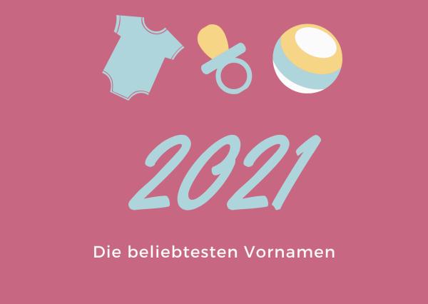 Vornamen 2021