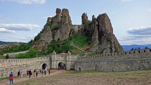 Festung Belogradtschik in Bulgarien
