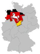 Niedersachsen © Sven Knie - Fotolia.com