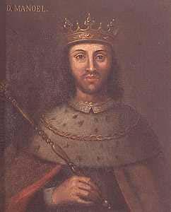 König Manuel I. von Portugal