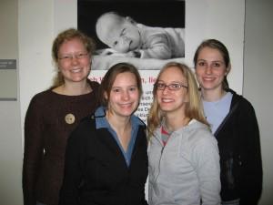 Studentinnen der Uni Heidelberg